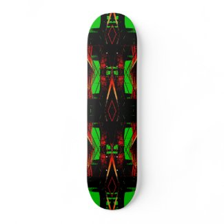 Extreme Designs Skateboard Deck 631 CricketDiane