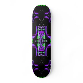 Extreme Designs Skateboard Deck 647 CricketDiane