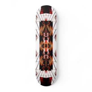 Extreme Designs Skateboard Deck X54 CricketDiane