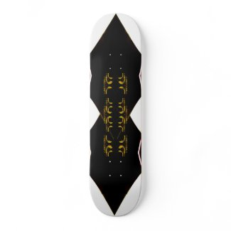 Extreme Designs Skateboard Deck X56 CricketDiane