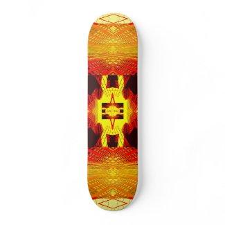 Extreme Designs Skateboard Deck X5 CricketDiane