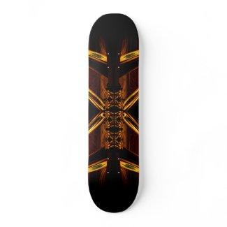 Extreme Designs Skateboard Deck X63 CricketDiane