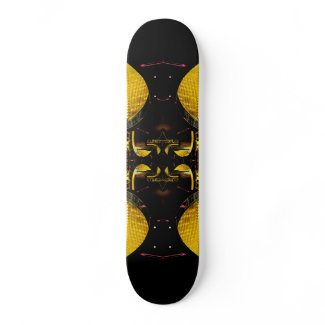 Extreme Designs Skateboard Deck X7 CricketDiane