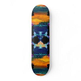 Extreme Designs Skateboard Deck Y13 CricketDiane