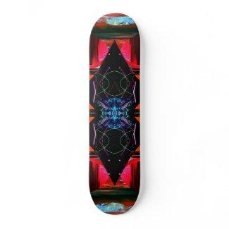 Extreme Designs Skateboard Deck Y13v CricketDiane