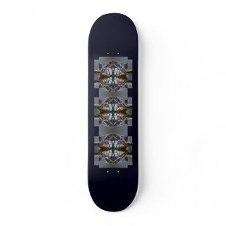 Extreme Skateboard Deck - CricketDiane Extreme Designs