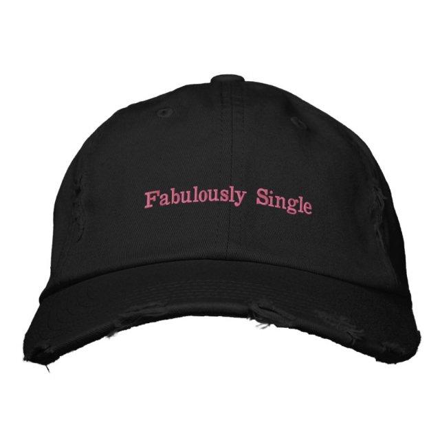 Fabulously Single Hat