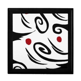 Seuss, Faces, abstract Art
