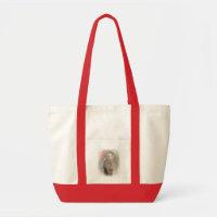 Fall Alpaca Tote Bag