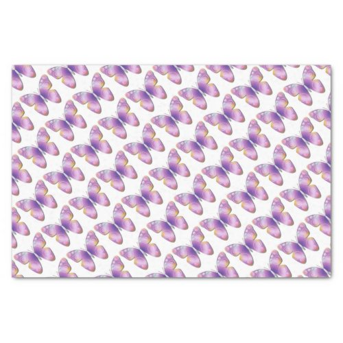 Fantasy Butterfly Tissue Paper 10