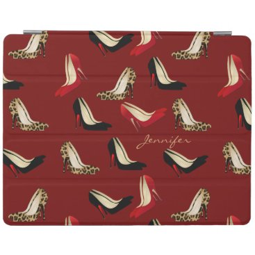 Fashion Stiletto Heels Custom iPad Cover