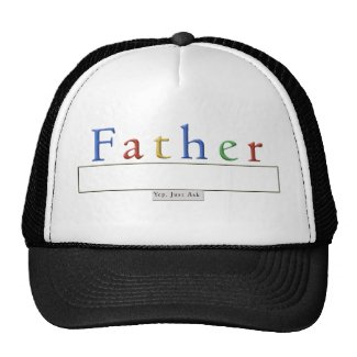 Father Search hat hat