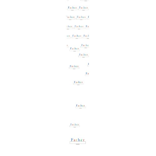 Father Search Tie tie