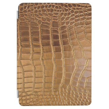 Faux Crocodile Leather Animal Skin Pattern iPad Air Cover
