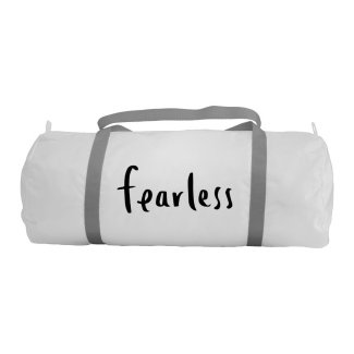 Fearless Gym Bag