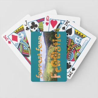 Fennatic Playing Cards