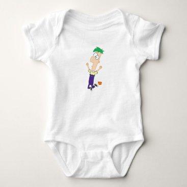 Ferb Baby Bodysuit