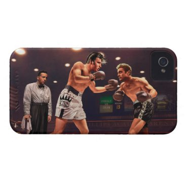 Final Round iPhone 4 Cover