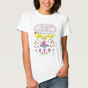Find Joy in Simple Things Shirts