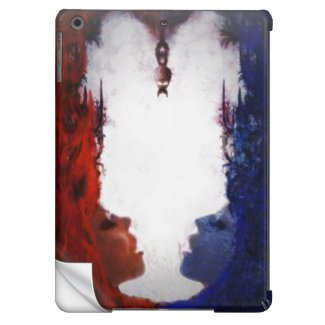 FIRE and ICE Ipad air Case