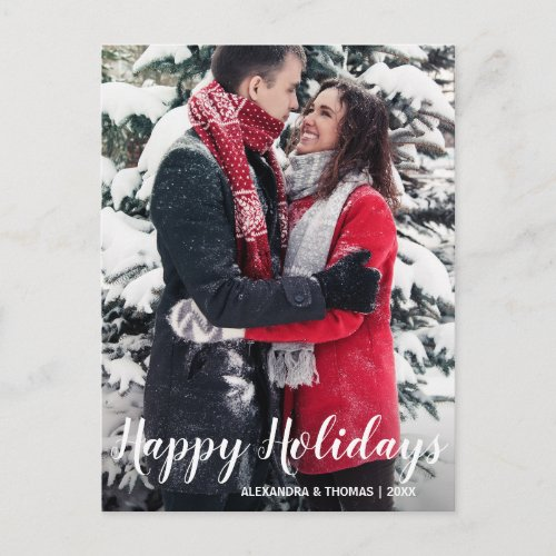 First Holiday Xmas Married Engaged White | PHOTO