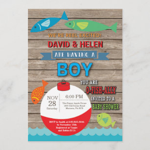 the big one invitations zazzle