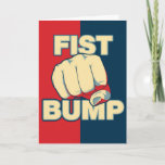 Fist Bump Card