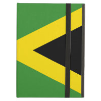 Flag of Jamaica iPad Cases