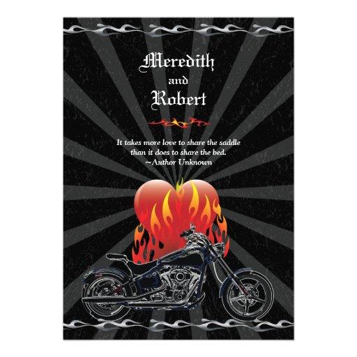 Ebay Harley Invitations