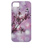Floral blossom spring sparkle pattern iPhone5 case casemate cases