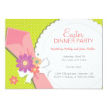 ❤️ Floral Dinner Party Invitations