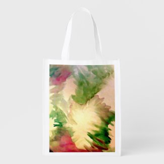 Floral Flowers Pretty Mother's Day Gifts Tote Bags Market Tote