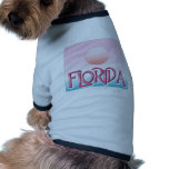 Florida Airbrush Sunset pet clothing