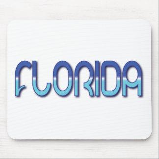 Florida - Blue Gradient Mousepad