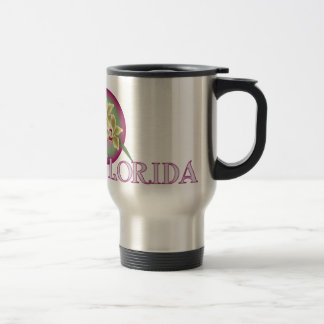 Florida Orchid Trio Coffee Mug
