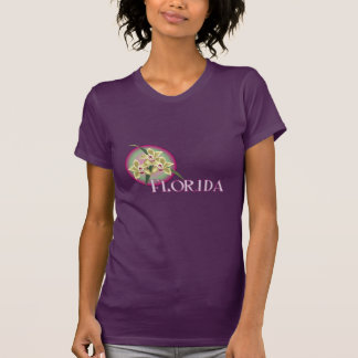 Florida Orchid Trio T Shirts