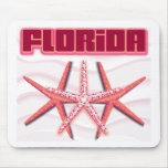 Florida Starfish mousepads