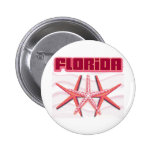 Florida Starfish buttons