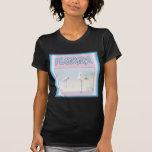 Florida White Flamingos t-shirts