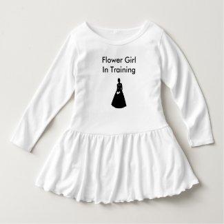 Flower Girl Rehearsal Tshirts