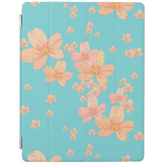 Flower Pattern 1 iPad Cover