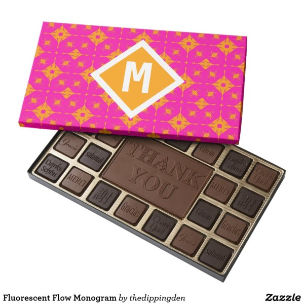 Monogram 45 Pc Chocolates
