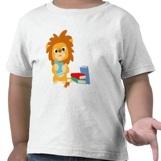 Food for Thought Cartoon children T-shirt shirt