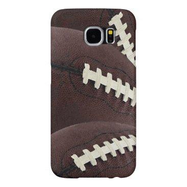 For Him Modern Graphic Football Samsung Galaxy S3 Samsung Galaxy S6 Case