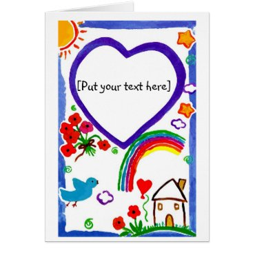 For my Mom , Art by Kids - Customize