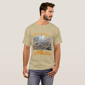 Forrest Fenn Fennatic Monument T-Shirt