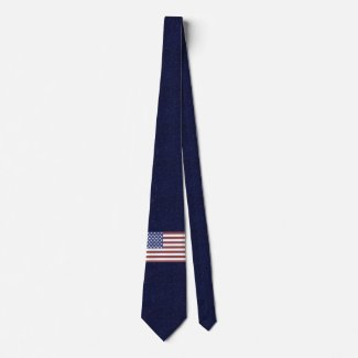 Fourth of July USA Ties CricketDiane America 4th