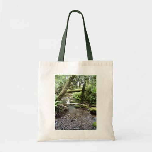 Fox Creek, Rainier, Oregon bag