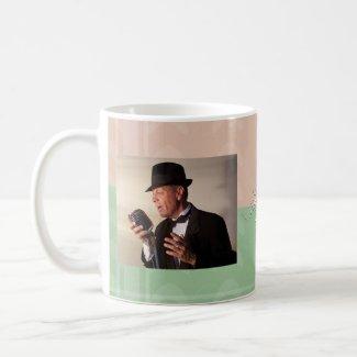 Frank DiSalvo - Fedora Mug