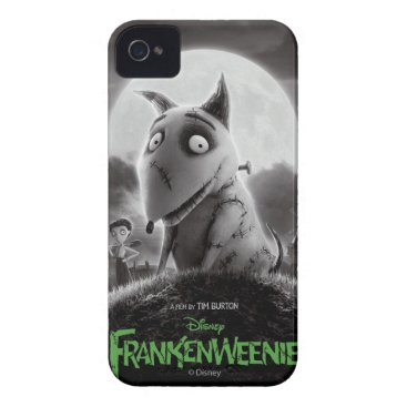 Frankenweenie Movie Poster Case-Mate iPhone 4 Case
